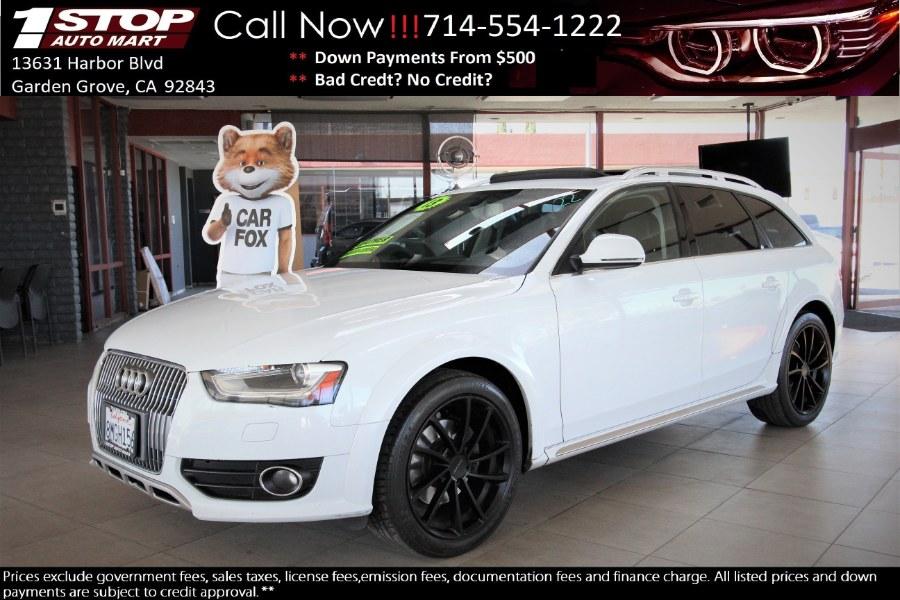 Used 2013 Audi allroad in Garden Grove, California | 1 Stop Auto Mart Inc.. Garden Grove, California
