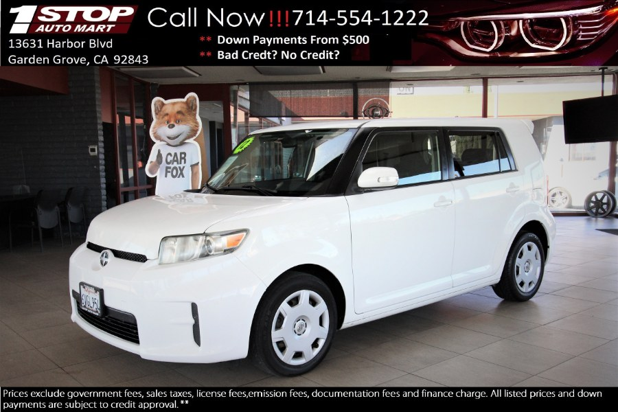 Used 2012 Scion xB in Garden Grove, California | 1 Stop Auto Mart Inc.. Garden Grove, California