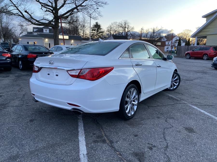 Used Hyundai Sonata 2.5 S Sedan 2011 | Absolute Motors Inc. Springfield, Massachusetts