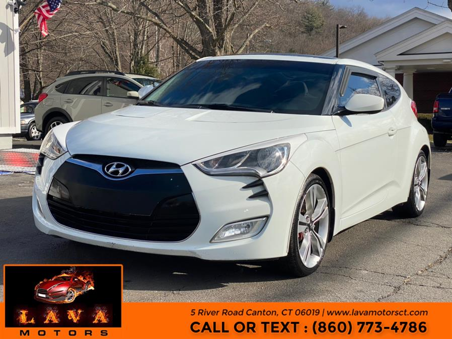 Used 2013 Hyundai Veloster in Canton, Connecticut | Lava Motors. Canton, Connecticut