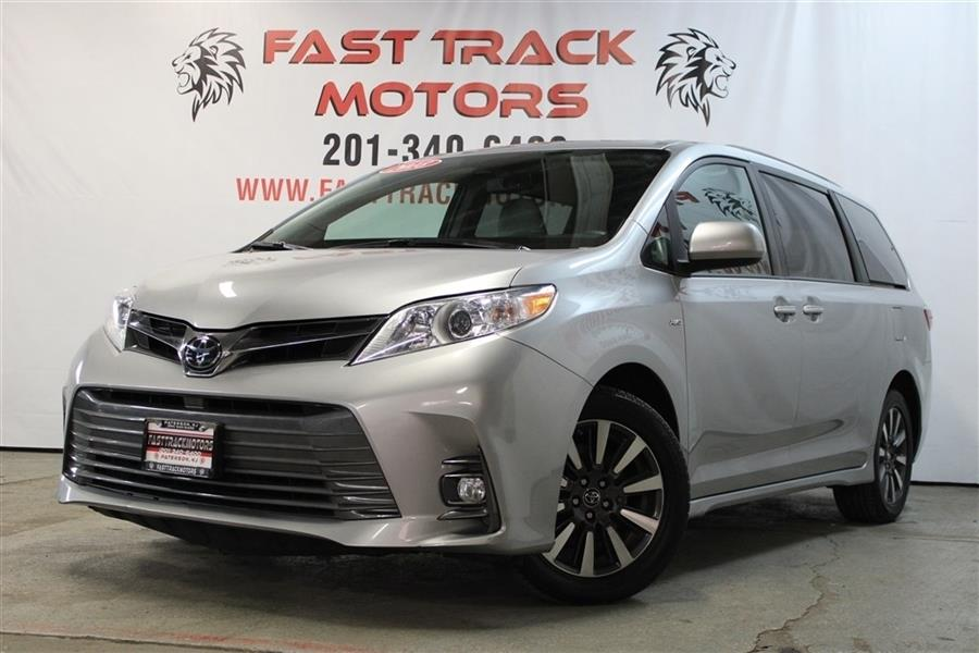 Used 2018 Toyota Sienna in Paterson, New Jersey   Fast Track Motors. Paterson, New Jersey