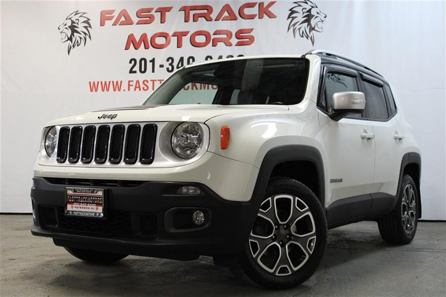 Used 2016 Jeep Renegade in Paterson, New Jersey | Fast Track Motors. Paterson, New Jersey