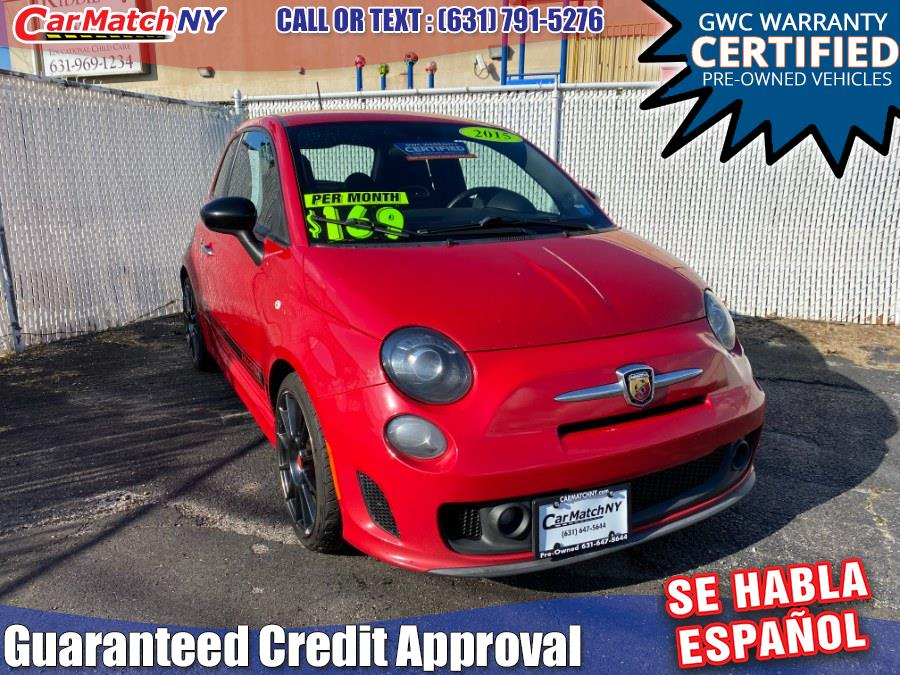 Used 2015 FIAT 500 in Bayshore, New York | Carmatch NY. Bayshore, New York