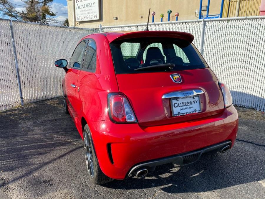 Used FIAT 500 2dr HB Abarth 2015 | Carmatch NY. Bayshore, New York