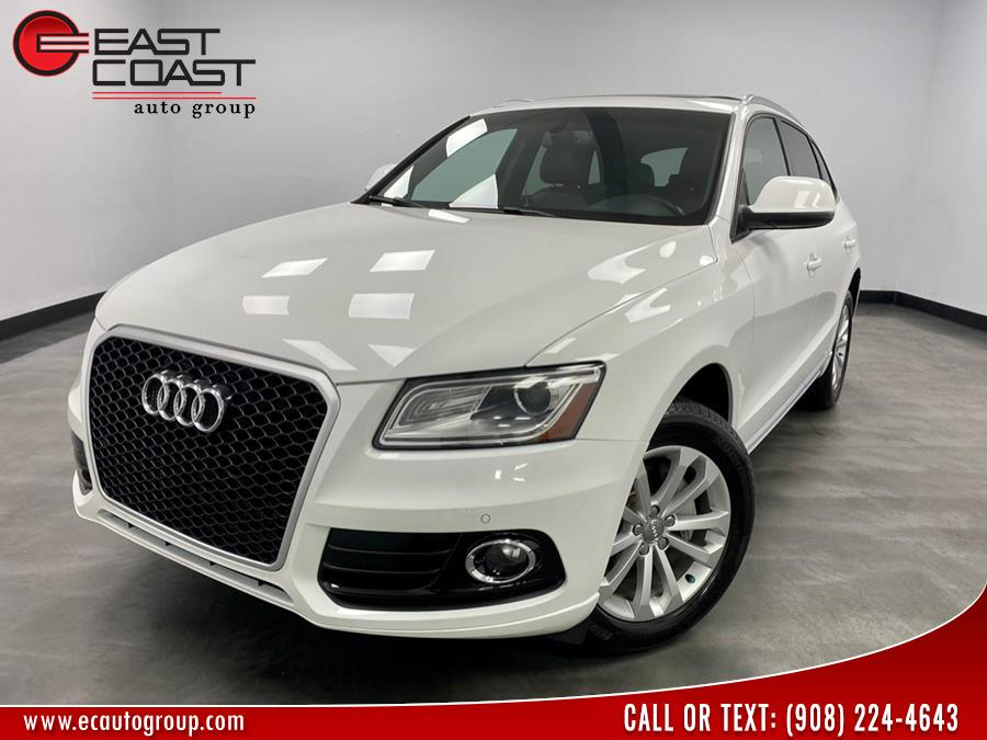 Used 2014 Audi Q5 in Linden, New Jersey | East Coast Auto Group. Linden, New Jersey