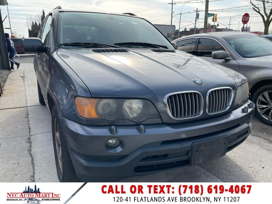 Used 2003 BMW X5 in Brooklyn, New York   NYC Automart Inc. Brooklyn, New York