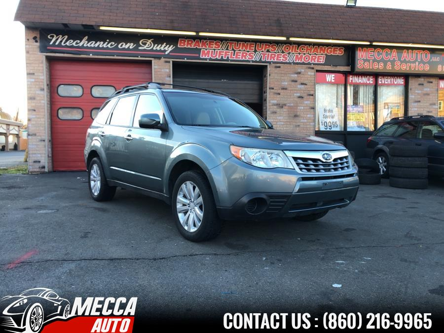 Used 2012 Subaru Forester in Hartford, Connecticut | Mecca Auto LLC. Hartford, Connecticut