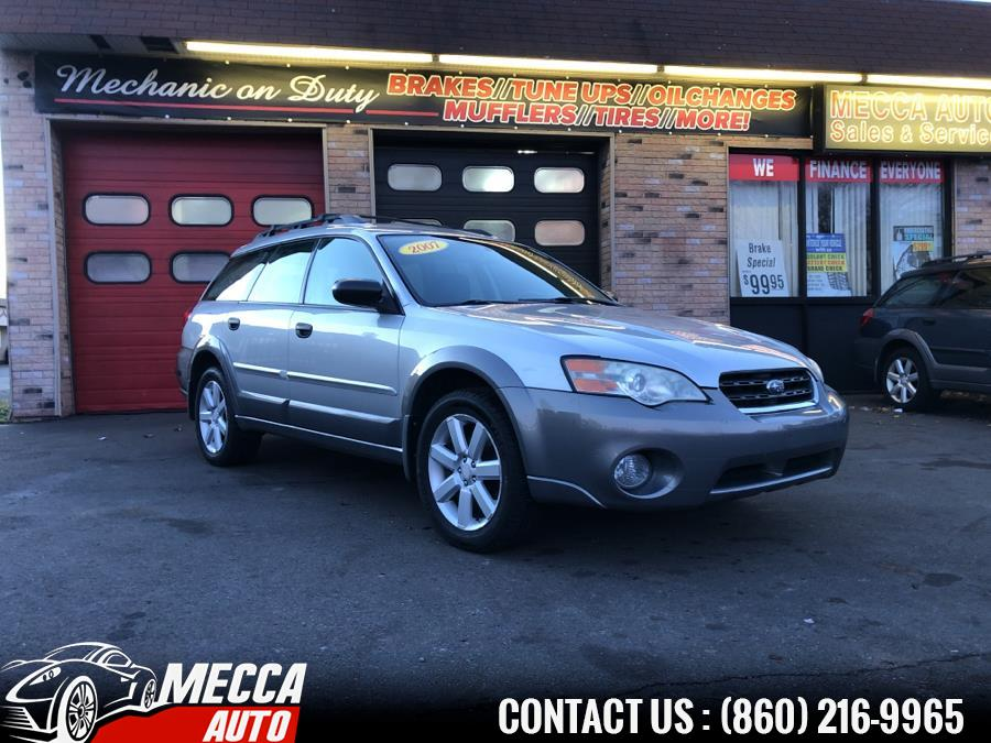 Used 2007 Subaru Legacy Wagon in Hartford, Connecticut | Mecca Auto LLC. Hartford, Connecticut