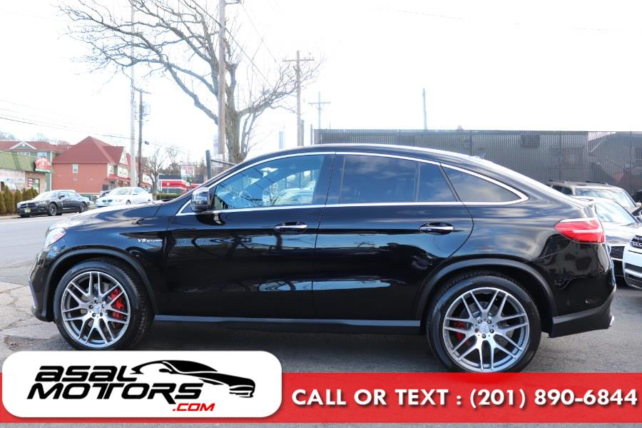 Used Mercedes-Benz GLE 4MATIC 4dr AMG GLE63 S Cpe 2016   Asal Motors. East Rutherford, New Jersey