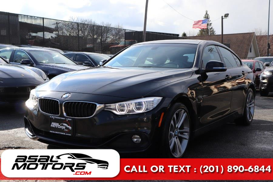 Used BMW 4 Series 4dr Sdn 428i xDrive AWD Gran Coupe SPORT 2015 | Asal Motors. East Rutherford, New Jersey