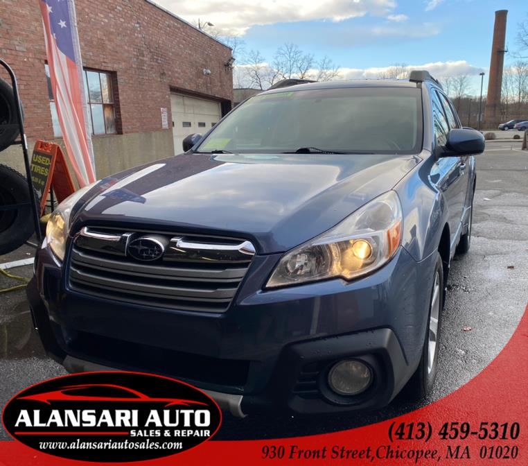 Used 2013 Subaru Outback in Chicopee, Massachusetts | AlAnsari Auto Sales & Repair . Chicopee, Massachusetts
