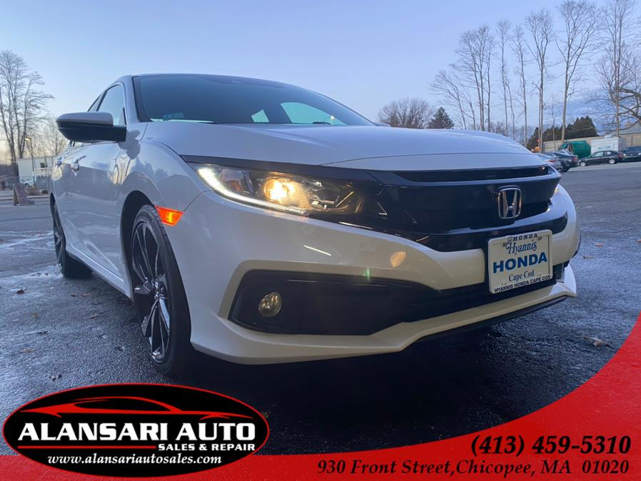 Used 2019 Honda Civic Sedan in Chicopee, Massachusetts | AlAnsari Auto Sales & Repair . Chicopee, Massachusetts