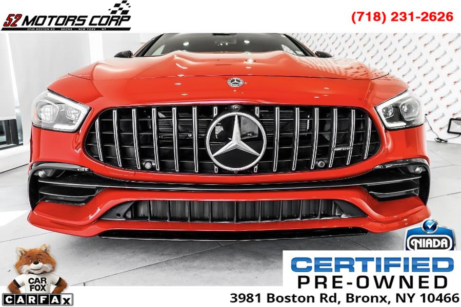 Used Mercedes-Benz AMG GT AMG GT 53 4-Door Coupe 2020 | 52Motors Corp. Woodside, New York