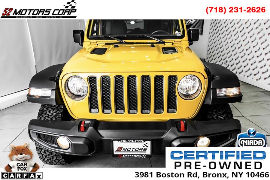 Used Jeep Wrangler Unlimited Rubicon 4x4 2020 | 52Motors Corp. Woodside, New York