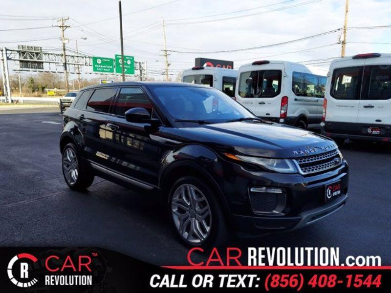 Used 2016 Land Rover Range Rover Evoque in Maple Shade, New Jersey | Car Revolution. Maple Shade, New Jersey