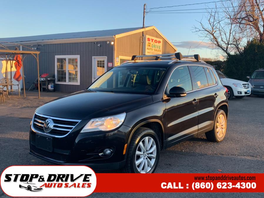Used 2011 Volkswagen Tiguan in East Windsor, Connecticut | Stop & Drive Auto Sales. East Windsor, Connecticut
