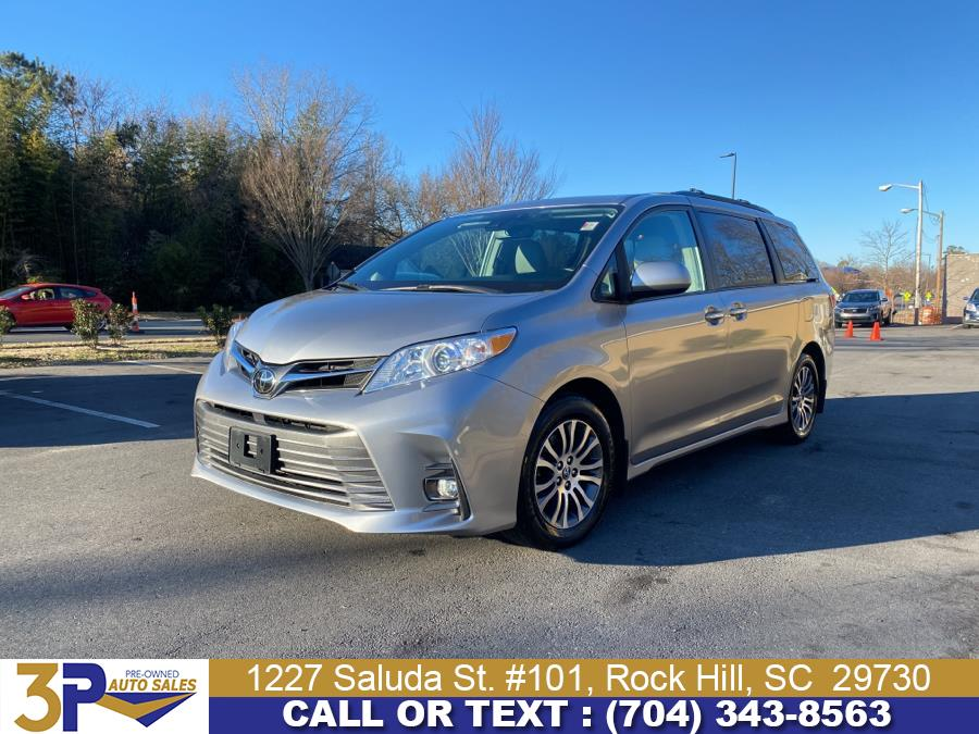 Used 2018 Toyota Sienna in Rock Hill, South Carolina | 3 Points Auto Sales. Rock Hill, South Carolina