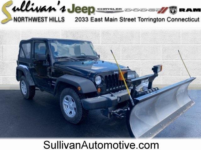 Used 2012 Jeep Wrangler in Avon, Connecticut | Sullivan Automotive Group. Avon, Connecticut
