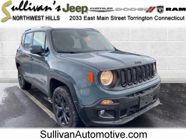 Used 2017 Jeep Renegade in Avon, Connecticut | Sullivan Automotive Group. Avon, Connecticut