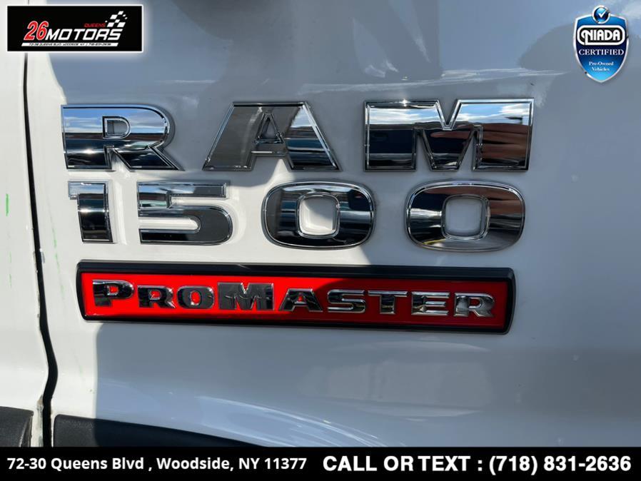 "Used Ram ProMaster Cargo Van 1500 High Roof 136"" WB 2019   26 Motors Queens. Woodside, New York"