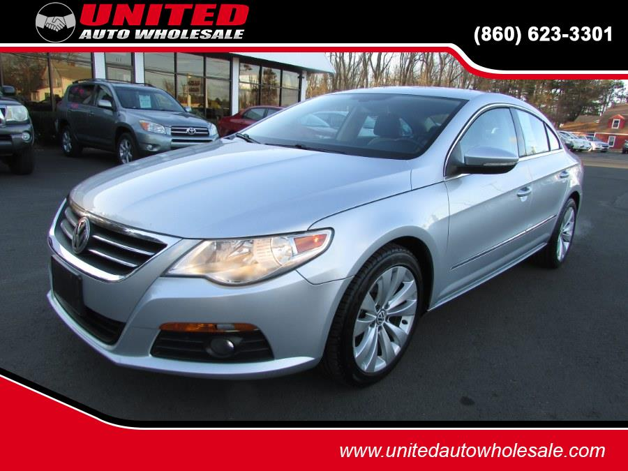 Used 2010 Volkswagen CC in East Windsor, Connecticut | United Auto Sales of E Windsor, Inc. East Windsor, Connecticut