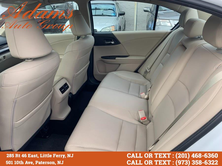 Used Honda Accord Sedan EX-L V6 Auto 2017   Adams Auto Group. Paterson, New Jersey