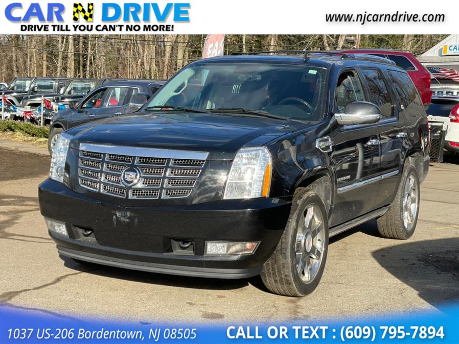 Used Cadillac Escalade Hybrid 4WD 2012 | Car N Drive. Bordentown, New Jersey