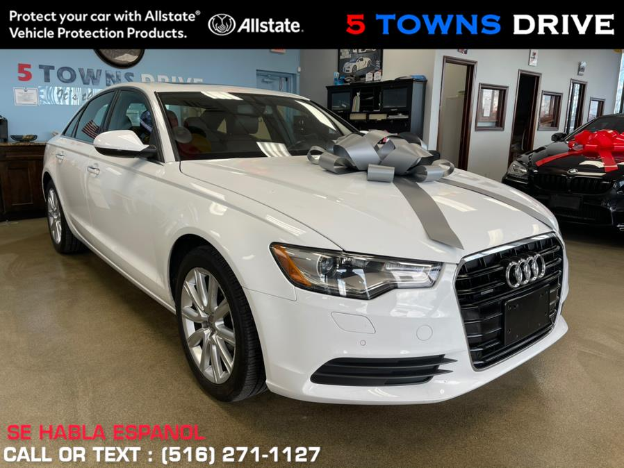 Used 2015 Audi A6 in Inwood, New York | 5 Towns Drive. Inwood, New York