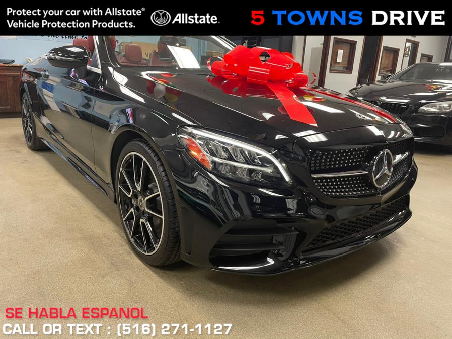 2019 Mercedes-Benz C-Class CABRIOLET C 300 Cabriolet, available for sale in Inwood, NY
