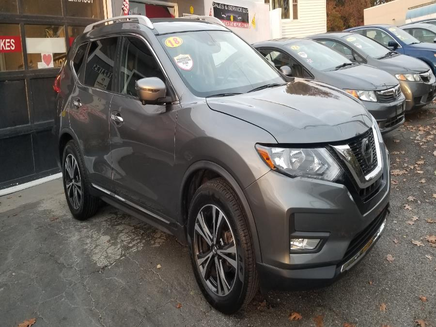 Used 2018 Nissan Rogue in Milford, Connecticut | Adonai Auto Sales LLC. Milford, Connecticut