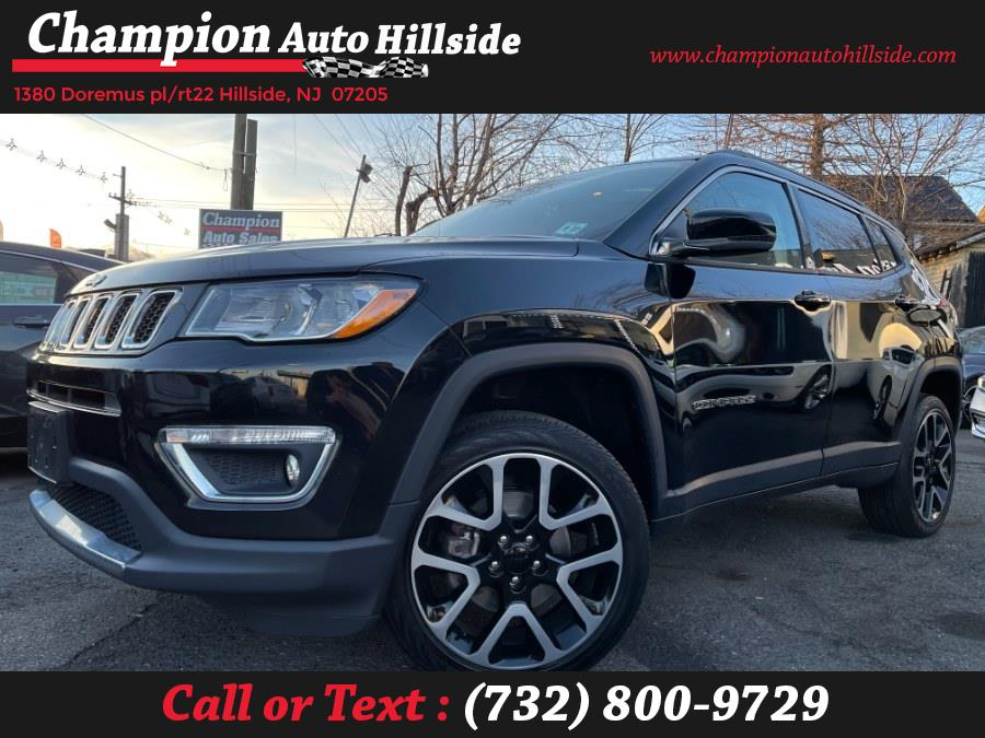 Used 2018 Jeep Compass in Hillside, New Jersey | Champion Auto Sales. Hillside, New Jersey