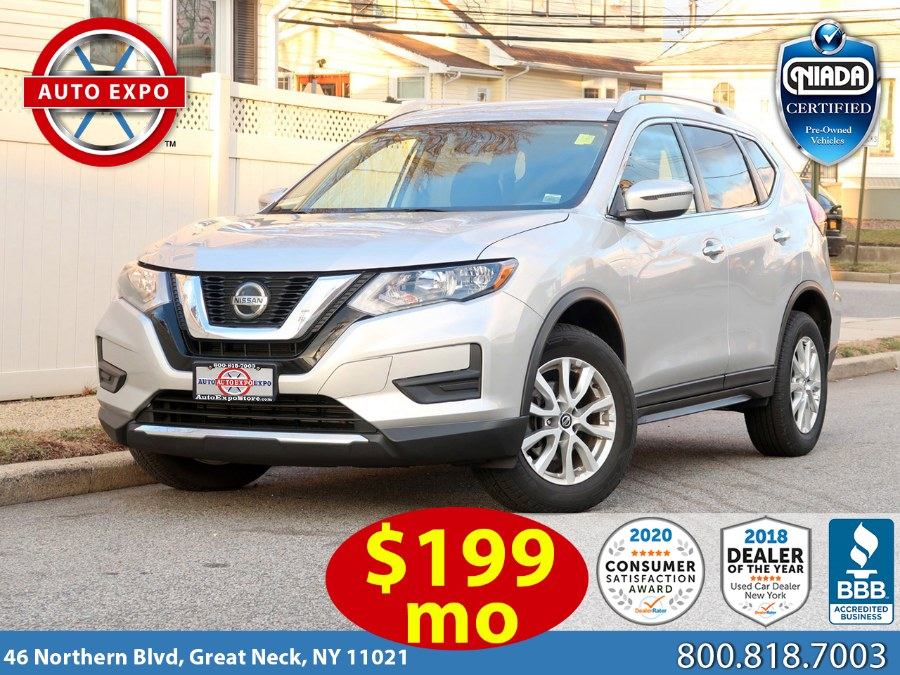 Used 2018 Nissan Rogue in Great Neck, New York | Auto Expo Ent Inc.. Great Neck, New York