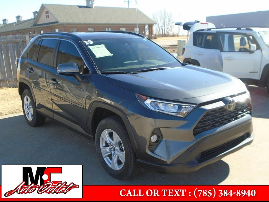Used 2019 Toyota RAV4 in Colby, Kansas | M C Auto Outlet Inc. Colby, Kansas