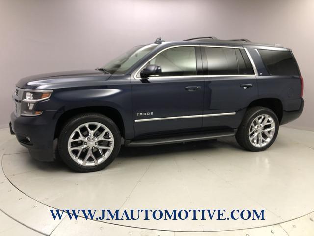 Used Chevrolet Tahoe 4WD 4dr LT 2017 | J&M Automotive Sls&Svc LLC. Naugatuck, Connecticut
