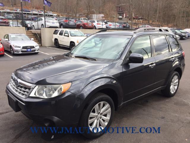 Used Subaru Forester 4dr Man 2.5X Premium 2012 | J&M Automotive Sls&Svc LLC. Naugatuck, Connecticut