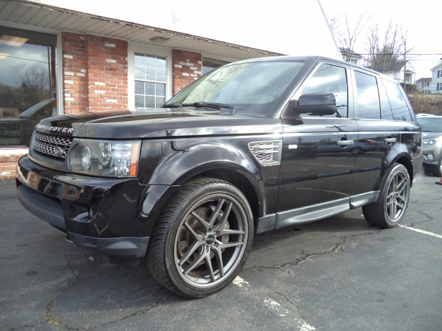 Used 2011 Land Rover Range Rover Sport in Naugatuck, Connecticut | Riverside Motorcars, LLC. Naugatuck, Connecticut