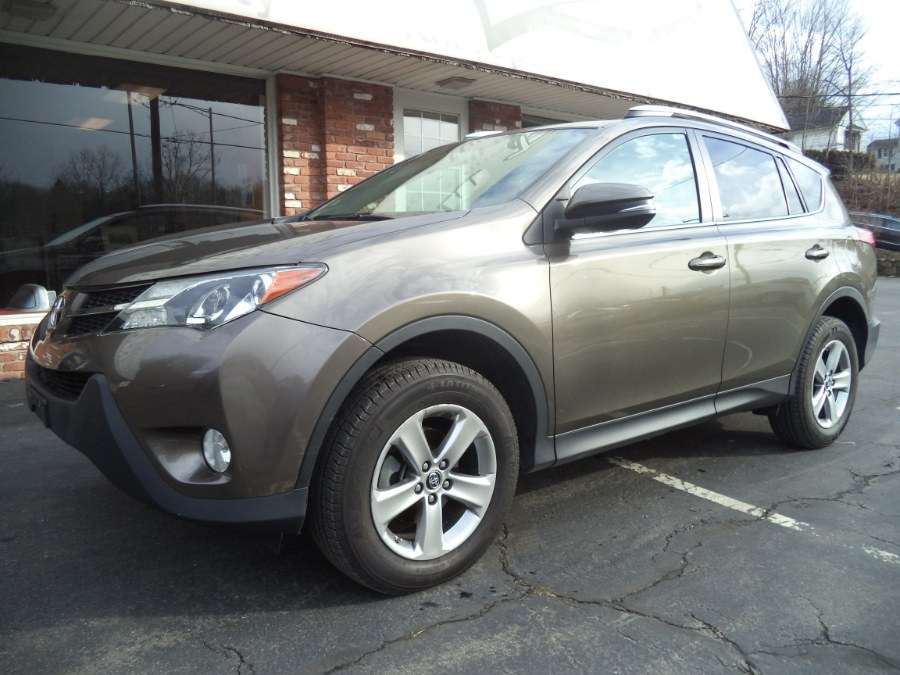 Used 2015 Toyota RAV4 in Naugatuck, Connecticut | Riverside Motorcars, LLC. Naugatuck, Connecticut