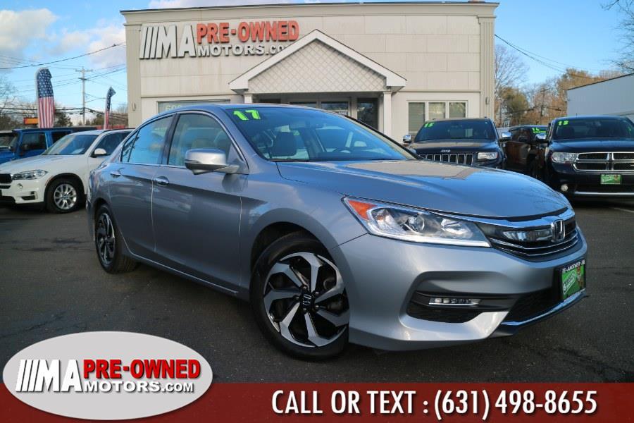 Used 2017 Honda Accord Sedan in Huntington, New York | M & A Motors. Huntington, New York