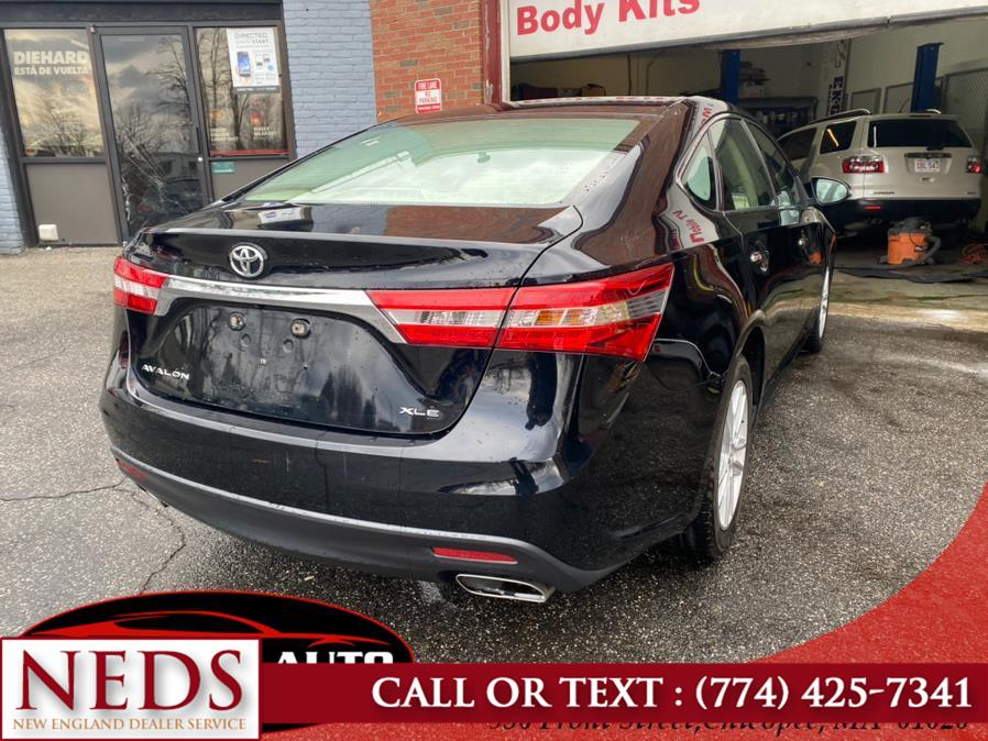 Used Toyota Avalon 4dr Sdn XLE Premium 2013 | New England Dealer Services. Indian Orchard, Massachusetts