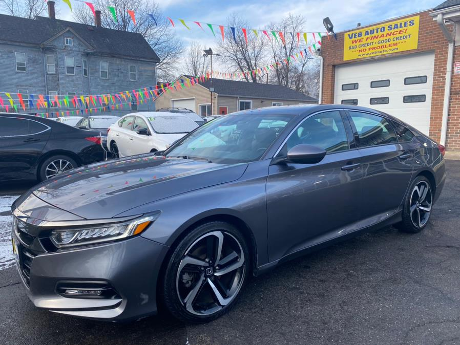 Used 2018 Honda Accord Sedan in Hartford, Connecticut | VEB Auto Sales. Hartford, Connecticut