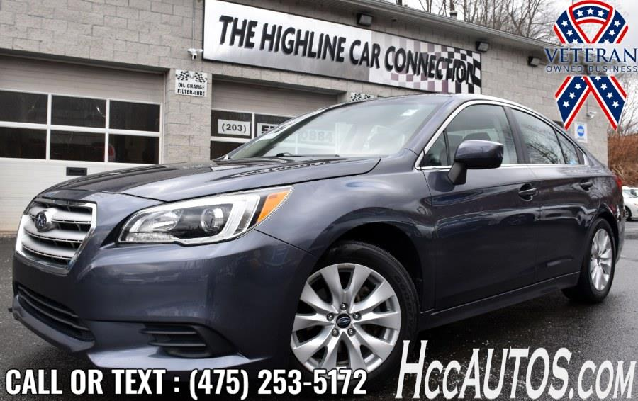 Used 2015 Subaru Legacy in Waterbury, Connecticut | Highline Car Connection. Waterbury, Connecticut