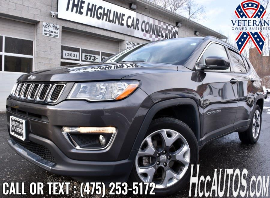 Used 2020 Jeep Compass in Waterbury, Connecticut | Highline Car Connection. Waterbury, Connecticut