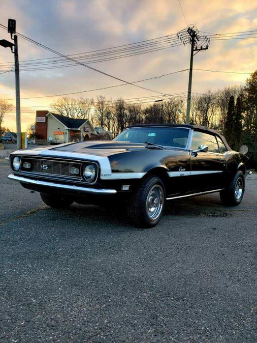 Used Chevrolet Camaro 2 door SS 1968 | Tony's Auto Sales. Waterbury, Connecticut