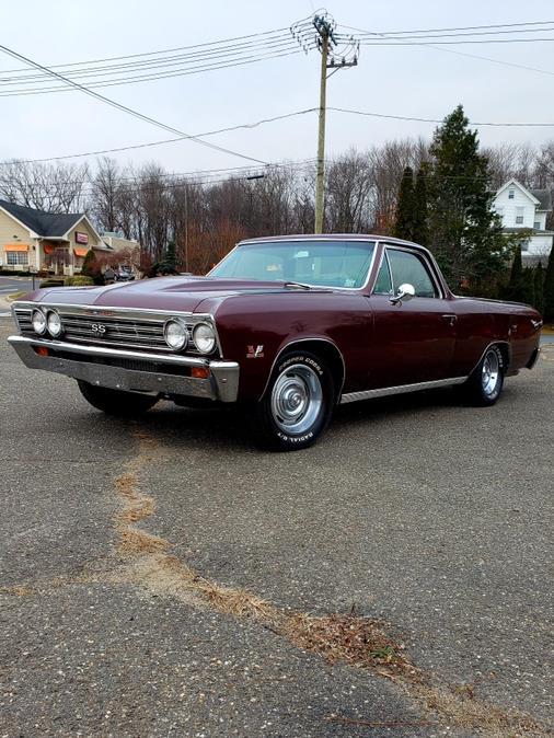 Used Chevrolet El Camino 454 Pick Up 454 1967 | Tony's Auto Sales. Waterbury, Connecticut