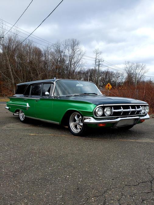 Used Chevrolet Impala Restomod Restomod 1960   Tony's Auto Sales. Waterbury, Connecticut