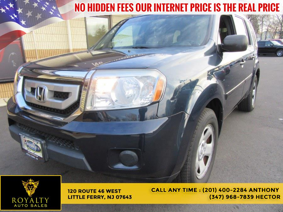 Used 2011 Honda Pilot in Little Ferry, New Jersey | Royalty Auto Sales. Little Ferry, New Jersey