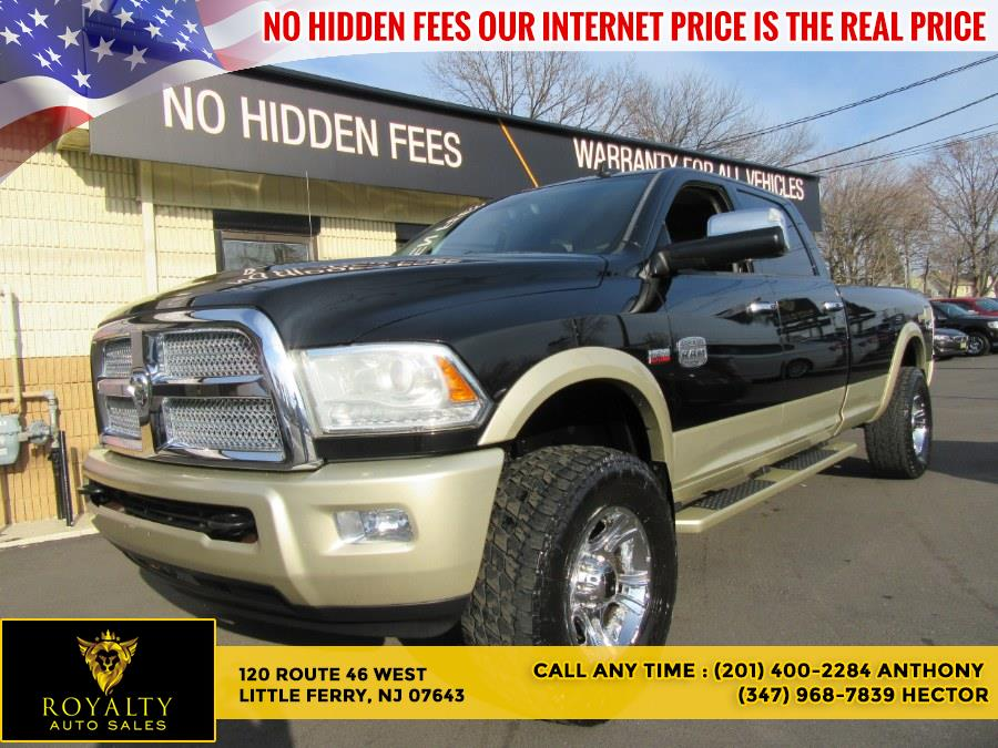 Used 2013 Ram 2500 in Little Ferry, New Jersey | Royalty Auto Sales. Little Ferry, New Jersey