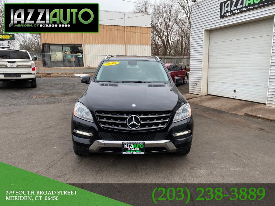 Used Mercedes-Benz M-Class 4MATIC 4dr ML350 2013 | Jazzi Auto Sales LLC. Meriden, Connecticut