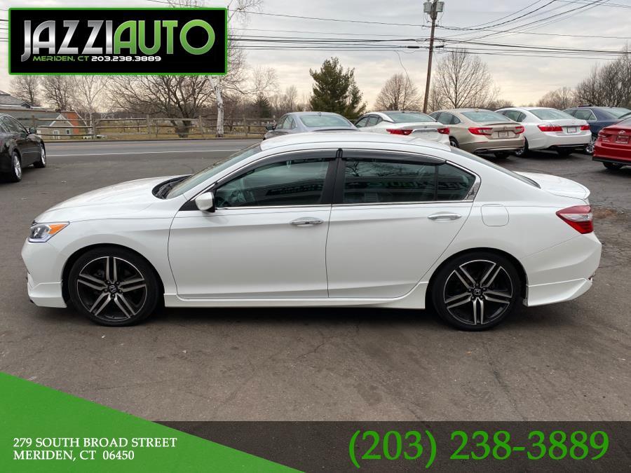 New 2016 Honda Accord Sedan in Meriden, Connecticut | Jazzi Auto Sales LLC. Meriden, Connecticut
