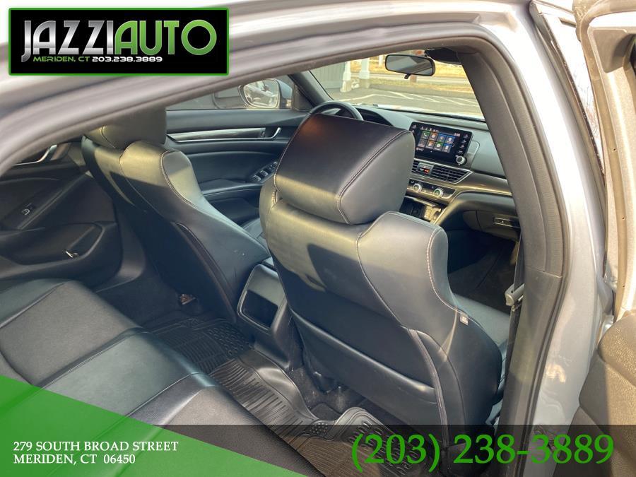 Used Honda Accord Sedan Sport 1.5T CVT 2018   Jazzi Auto Sales LLC. Meriden, Connecticut